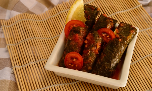Dolmades Vegetable