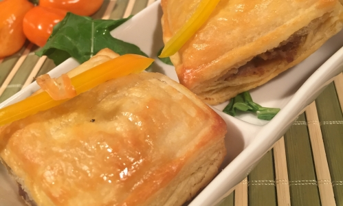 Mini Smokey Beef Pies