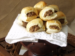 Mini Sausage Roll 75's